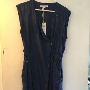 BCBGENERARION Sailor Inspired Dress